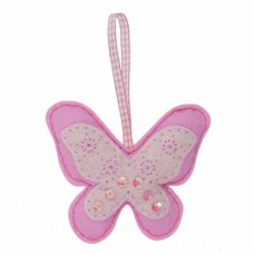 Sewing kit for children  - Butterfly