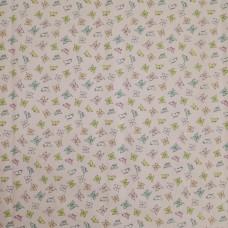Visage textiles - Butterfly / butterflies  (per metre)
