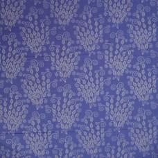 Visage textiles - Peacock feather repeat (per metre)