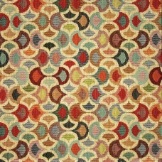 New World Tapestry look fabric per metre - Little Carnival
