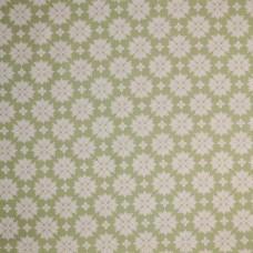 Visage textiles - Sage flower carving (per metre)