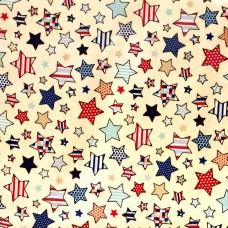 Oilcloth Twinkle - sample