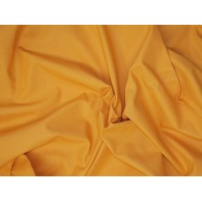 Fabric Freedom plain - mellow yellow, sample