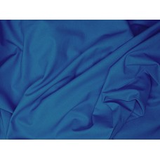 Fabric Freedom plain - royal blue (per metre)