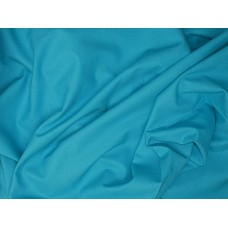 Fabric Freedom plain - sapphire (per metre)