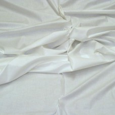 Fabric Freedom plain - white (per metre)
