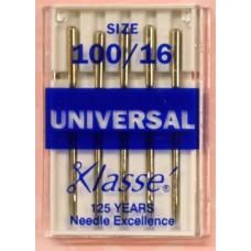 Machine needles, Klasse - 100/16