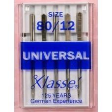Machine needles, Klasse - 80/12