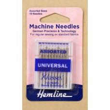 Machine needles, Klasse - Standard assortment x 10