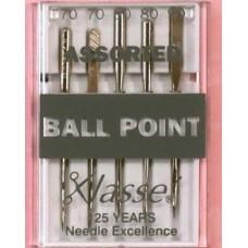 Machine needles, Klasse - Ballpoint assortment
