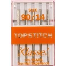 Machine needles, Klasse - Topstitch 90/14