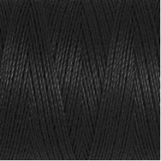 Gutermann Extra Strong thread colour 000 black 100m
